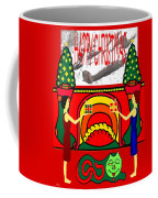 Happy Christmas 32 Coffee Mug