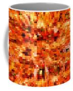 Happy Colors Abstract Coffee Mug