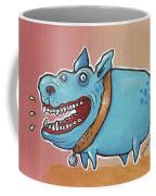 Happy Dawg Coffee Mug