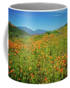 Happy Days In Walker Canyon Coffee Mug