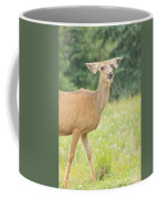 Happy Deer Coffee Mug