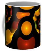 Happy Digit Coffee Mug