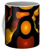 Happy Digits Coffee Mug