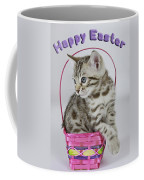 Happy Easter Card Coffee Mug