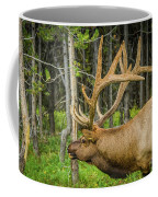 Happy Elk Coffee Mug