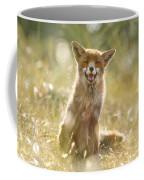 Happy Fox Is Happy Coffee Mug