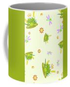 Happy Frogs Coffee Mug