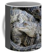 Happy Gator Coffee Mug
