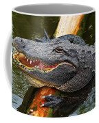 Happy Gator Coffee Mug