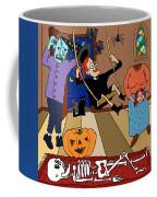 Happy Halloween Party Coffee Mug
