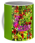 Happy Holidays 9 Coffee Mug by Patrick J Murphy