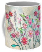 Happy Hummingbirds Coffee Mug