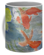 Happy Koi Coffee Mug