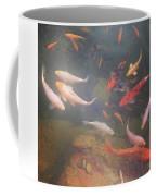 Happy Koi Coffee Mug