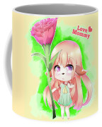 Happy Mother's Day Furry Girl Coffee Mug