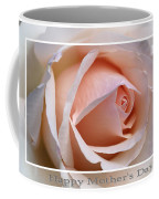 Happy Mother's Day Soft Rose Coffee Mug
