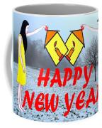 Happy New Year 24 Coffee Mug