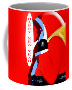 Happy New Year 4 Coffee Mug by Patrick J Murphy