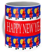 Happy New Year 7 Coffee Mug