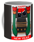 Happy New Year 8 Coffee Mug by Patrick J Murphy