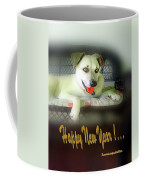 Happy New Year Art 2 Coffee Mug