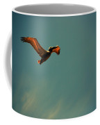 Happy Pelican  Coffee Mug