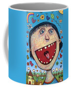 Happy Pill Coffee Mug