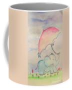 Happy Rain  Coffee Mug