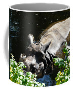 Happy Rhino Coffee Mug
