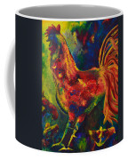 Happy Rooster Family Coffee Mug