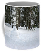 Happy Snowman Coffee Mug