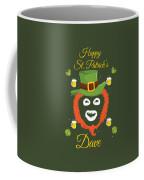 Happy St Patrick's Dave League Of Gentlemen Inspired Papa Lazarou  Coffee Mug