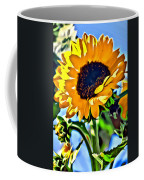Happy Sunflower Coffee Mug