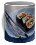 Happy Sushi Coffee Mug