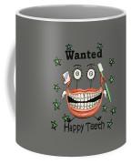 Happy Teeth T-shirt Coffee Mug