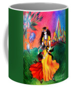 Happy To Dance. Ameynra And Mother-queen Coffee Mug