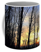 Happy Trails Sunset Coffee Mug