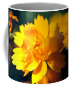 Happy Yellow Flower Coffee Mug