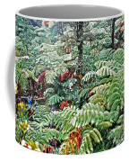Hapu'u Fern Rainforest Coffee Mug