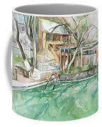 Harbin Hotsprings Pool Coffee Mug