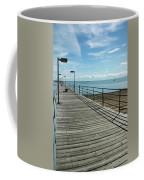 Harbor Beach Lake Huron Michigan Coffee Mug