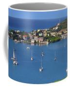 Harbor Blues Coffee Mug