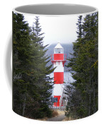 Harbor Breton Lighthouse Coffee Mug