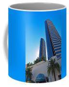 Harbor Club Towers Coffee Mug