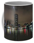 Harbor Lights In Baltimore Coffee Mug