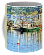 Harbor Morning Coffee Mug