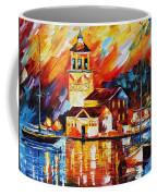 Harbor Of Excitement Coffee Mug