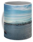 Harbor Panorama  Coffee Mug
