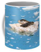 Harbor Seals On Clouds Of Ice Coffee Mug