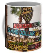 Harbor Walk Coffee Mug